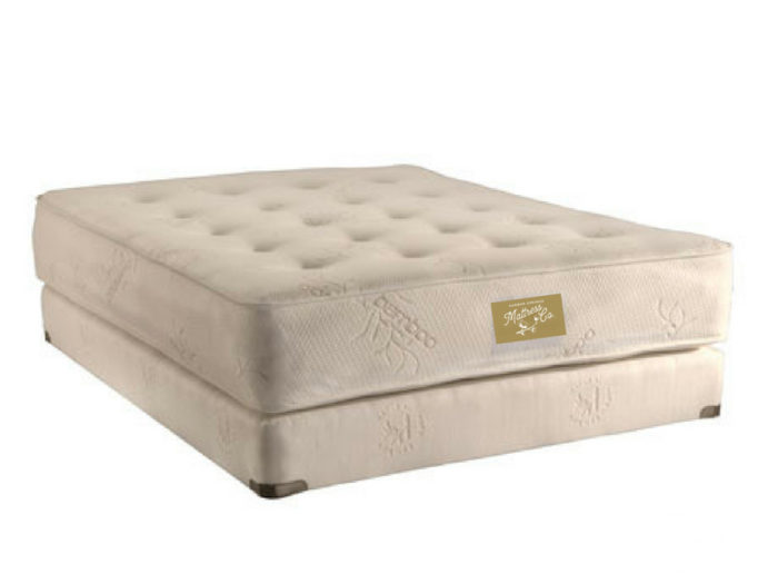 Cozy Cuddler Mattress made in Michigan at Harbor Springs Mattress Co.